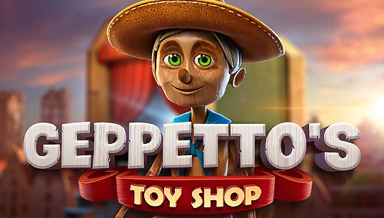 Geppettos Toy Shop